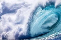 Increasing waves